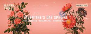 Valentine's Day Special / YOULÏ Horányi Juli - Horváth Bálint / @ Mazel Tov