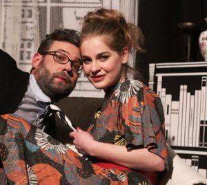 Miért nem marad reggelire?/A Szabotázs Színházi Műhely előadása @ Spinoza Színház / Spinoza Theatre