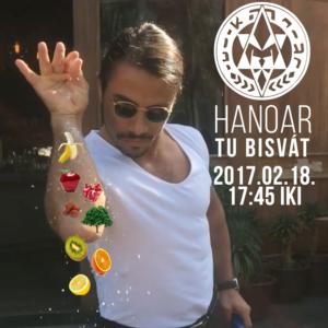 Hanoar Tu Bisvát 2017 @ Hanoar Hatzioni Hungary