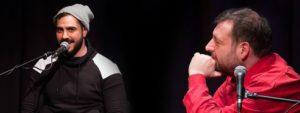 Nyíló combok erdein túl - Költészet napi különkiadás @ Spinoza Színház