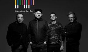 Nemzetközi Jazz Nap - Kárpáti Dódi Priváti Projekt @ Spinoza Színház