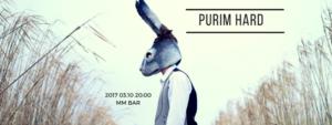 Purim Hard @ MM Pub