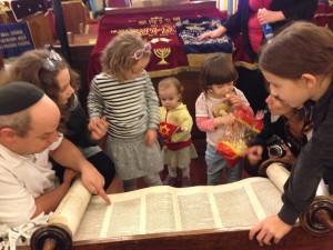Szombatköszöntő foglalkozás, Talmud Tóra gyerekeknek @ Frankel Zsinagóga