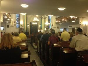 Kabalat Sabat – Szombatfogadó istentisztelet