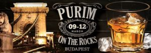 ECJS Purim on the Rocks Budapest @ Budapest, Hungary