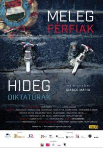 TOTÁL filmklub - nem csak film: Meleg férfiak, hideg diktatúrák @ Bálint Ház