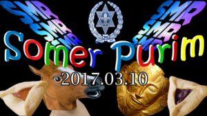 Somer Purim @ Hasomer Hacair Magyarország