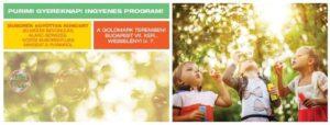 Purimi gyerekmuri és Buborék koncert @ MAZSIHISZ-Magyarországi Zsidó Hitközségek Szövetsége
