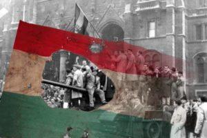 A barikád mindkét oldalán - '56 és a zsidók @ Bálint Ház