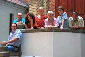 Purimi buli a Klezmerész együttessel @ Goldmark hall- Goldmark terem