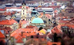Irány Pécs @ Pécs, Hungary
