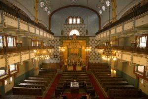 Múlt és jövő a pesti zsidónegyedben @ Örkény István Színház