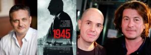 1945 - premier előtti filmvetítés és beszélgetés @ Kino Mozi Budapest