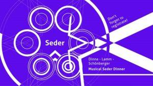 Passover Musical Matzah Dinner