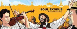 Soul Exodus Vetítés @ Auróra