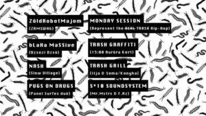 Monday Session X N7N8 Fesztivál @ Auróra