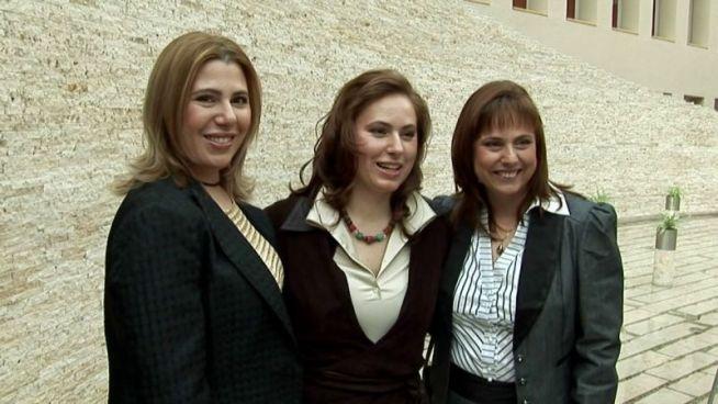 A Polgár-lányok
