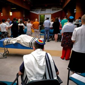 LMBTQ-barát zsidó istentisztelet / LGBTQ-Egalitarian Shacharit @ Milestone Institute