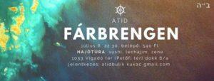 ÁTID Fárbrengen - hajókázás