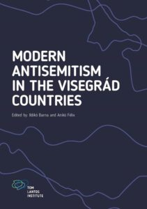 Book Launch: Modern Antisemitism in the Visegrád Countries @ Loffice Budapest