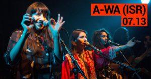 A-WA (ISR) ☞ Bánkitó Fesztivál @ Bánkitó Fesztivál