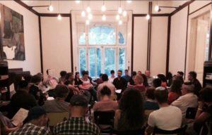 Szombatfogadás + Saharit Együtt! @ Milestone Institute