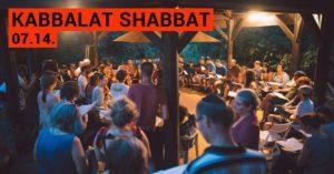 Kabbalat Shabbat - Zenés szombatfogadás ☞ Bánkitó Fesztivál @ Bánkitó Fesztivál