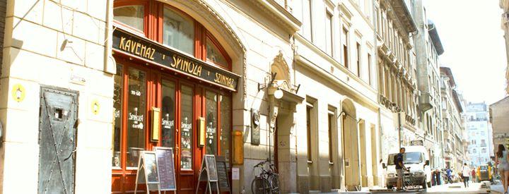 Ungvári Tamás estje // 15. Spinoza Zsidó Fesztivál @ Spinoza Színház / Spinoza Theatre        