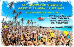Summer U 2017 - Greece @ EUJS - European Union of Jewish Students        