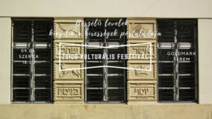 Beszélő levelek - kinyílik a hírességek postaládája / TELTHÁZ @ Goldmark hall- Goldmark terem   Budapest      Hungary