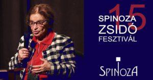 Heller Ágnes, Gábor György // 15. Spinoza Zsidó Fesztivál @ Spinoza Színház / Spinoza Theatre |  |  |