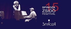 Pianissimo! (Szakcsi & Sziámi) // 15. Spinoza Zsidó Fesztivál @ Spinoza Színház / Spinoza Theatre |  |  |