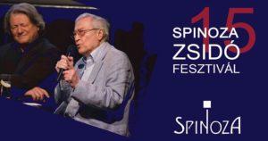 A zsidó humor Karinthy Frigyestől // 15. Spinoza Zsidó Fesztivál @ Spinoza Színház / Spinoza Theatre        