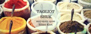 Tagliot Shuk @ ELLÁTÓkert        