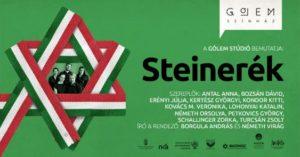 Steinerék I. rész / Gólem Stúdió előadás @ Gólem Színház        