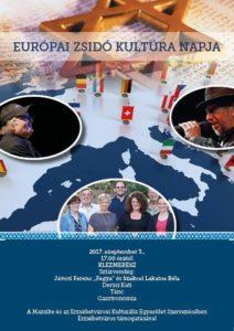 Európai Zsidó Kultúra Napja @      