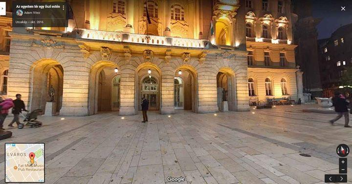Ingyenes szabadtéri társastánc buli @ Egyetem tér, Budapest 1053, Magyarország        