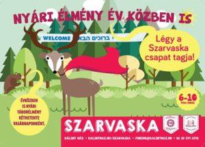 Szarvaska Őszi ünnepi karnevál @ Izraeli Kulturális Intézet / Israeli Cultural Institute        