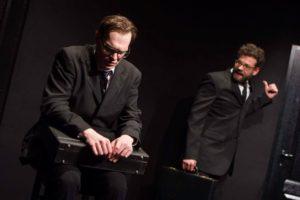 Mrozek: Strip-tease // Szabotázs Színházi Társulat @ Spinoza Színház / Spinoza Theatre |  |  |