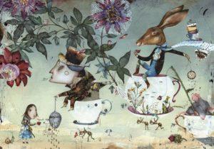 It's Always Tea-Time | illusztrációk 18 országból @ Deák 17 Gyermek és Ifjúsági Művészeti Galéria | Budapest |  | Hungary
