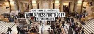Word Press Photo 2017 - Tárlatvezetés Révész Tamással @ Néprajzi Múzeum | Budapest |  | Hungary