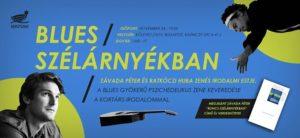 Blues szélárnyékban @ Kőleves | Budapest |  | Hungary