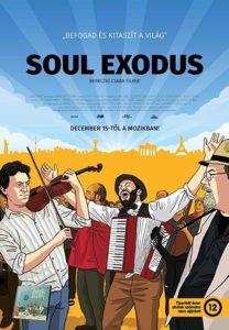 Hanuka-délutáni filmvetítés: Soul Exodus @ Spinoza Színház / Spinoza Theatre | Budapest |  | Hungary