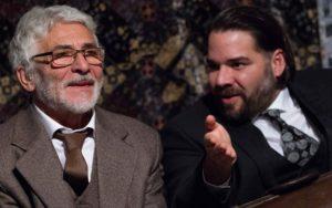 Ferenczi és Freud @ Spinoza Színház / Spinoza Theatre | Budapest |  | Hungary