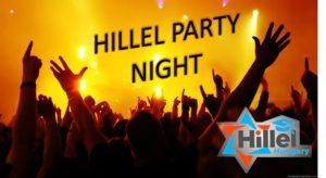 Hillel Party Night - Vizsgaidőszak After @ Fröccsterasz | Budapest |  | Hungary