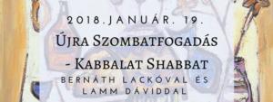 Újra Szombatfogadás - Kabbalat Shabbat @ Auróra | Budapest |  | Hungary