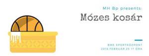 Mózes kosár with the boyz @ BME Sportközpont | Budapest |  | Hungary