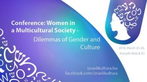 Conference: Women in a Multicultural Society @ Izraeli Kulturális Intézet / Israeli Cultural Institute | Budapest |  | Hungary