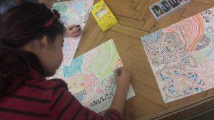 Vonalgubanc - múzeumpedagógia gyerekeknek Fábián Noémivel @ síp 12 Galéria és Közösségi Tér |  |  |