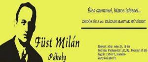 Füst Milán Páholy Molnos Péterrel és Haas Jánossal @ Parksarok | Budapest |  | Hungary